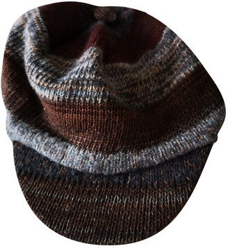 Dolce & Gabbana Brown Wool Hats