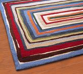 Pottery Barn Kids Stacking Squares Rug