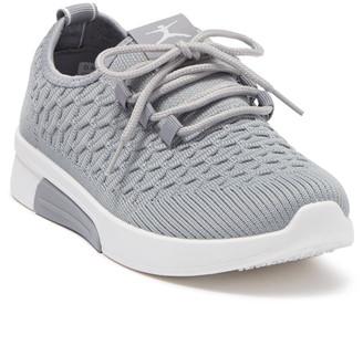 Danskin Honor Textured Knit Sneaker
