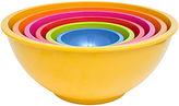 Zak Designs Colorways 6-pc. Mixing Bowl Set