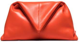 Bottega Veneta Fold-Over Envelope Clutch