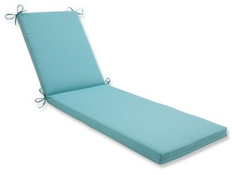 Highland Dunes Selena Indoor/Outdoor Chaise Lounge Cushion