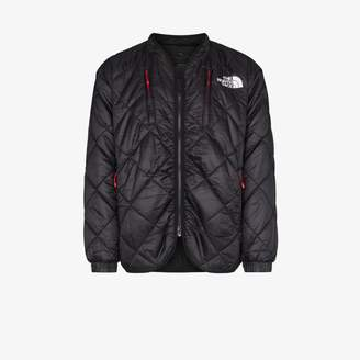 The North Face Black Label Black Series padded quilted jacket