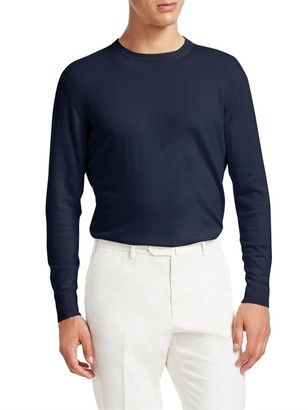 Loro Piana Girocollo Cashmere Sweater