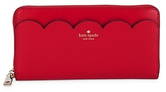 Kate Spade Magnolia Street Large Continental Wallet