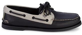 Sperry Authentic Original Daytona Leather Boat Shoes