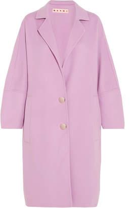 Marni Wool, Alpaca And Cashmere-blend Coat