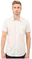 Lucky Brand Short Sleeve One-Pocket Shirt