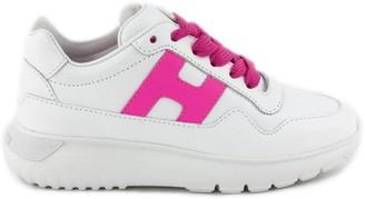 Hogan Interactive White, Pink