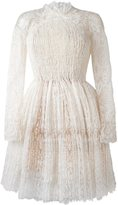 Ermanno Scervino lace overlay dress