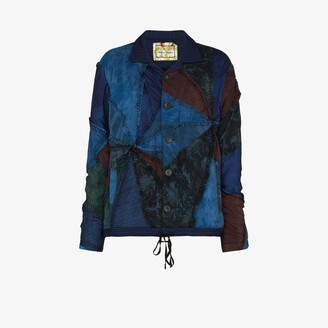 By Walid Jono Patchwork Jacket