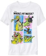 Old Navy Boys Disney© Where's My Water? Tees
