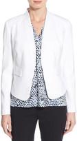 Classiques Entier Open Front Stretch Twill Jacket (Petite)
