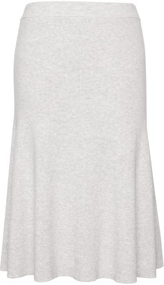 Banana Republic JAPAN EXCLUSIVE Ribbed Sweater Skirt