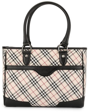 Burberry Pre-Owned Classic Check tote bag