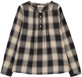Nice Things Checked Blouse