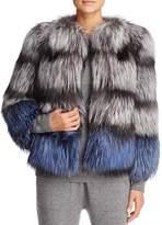 Maximilian Furs x Michael Kors Nafa Fox Fur Jacket - 100% Exclusive