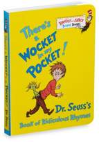 Dr. Seuss Dr. Seuss' There's a Wocket in My Pocket Book