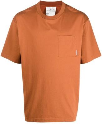 Acne Studios chest pocket T-shirt