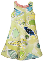 Barcarola Abstract Shells Dress