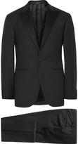 Polo Ralph Lauren - Black Fairbanks Slim-fit Wool Tuxedo