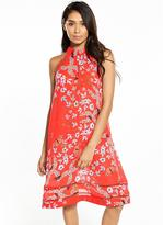 Ted Baker Madoxx Beach Cover Up - Bright Red