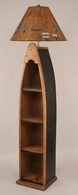 "Foundry Select Ridgway Boat 65.5"" Floor Lamp"