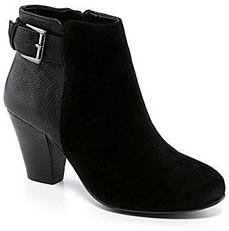 Gianni Bini Sarah Buckle Booties