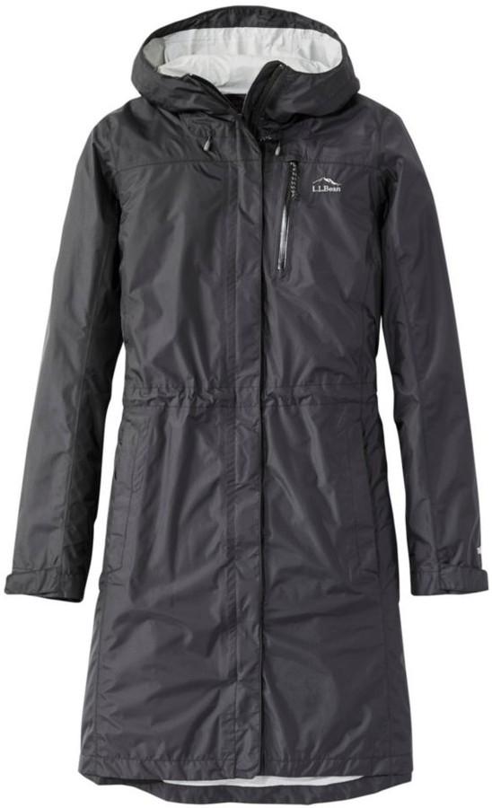5de51ab44a8 L.L.Bean Women's Trail Model Rain Coat