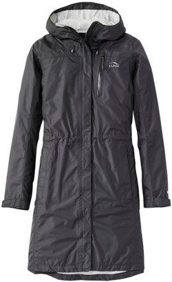 L.L. Bean Women's Trail Model Rain Coat