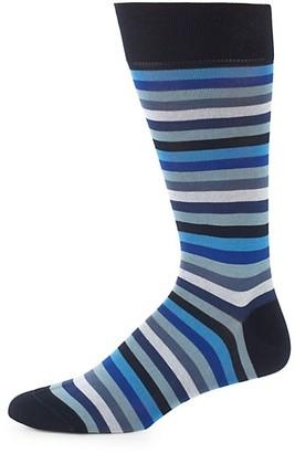 Marcoliani Milano Lisle Rainbow Pima Cotton Socks