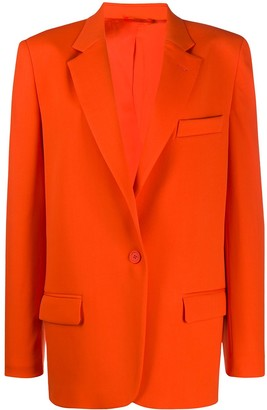 ATTICO Oversized Blazer Jacket