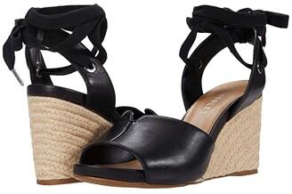 Aerosoles Cleverdale (Black Leather) Women's Shoes