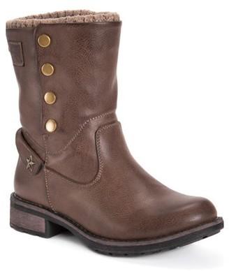 Muk Luks Women's Crumpet Boots