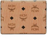 MCM square small wallet