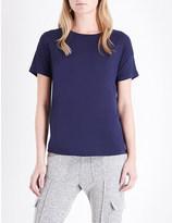 Drifter Cavil silk-blend t-shirt