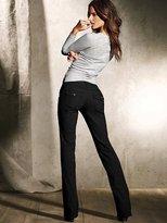 Victoria's Secret Low Five Bootcut Pant
