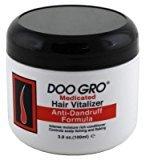 Doo Gro Medicated Hair Vitalizer 3.8 oz (Anti-Dandruff Formula) by