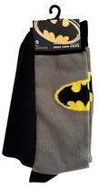 Bioworld Batman Crew Socks with Cape