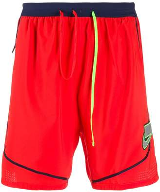 Nike side logo shorts