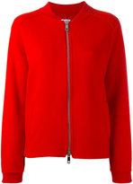 P.A.R.O.S.H. zip-up bomber jacket - women - Wool - S