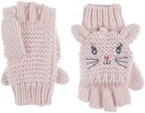 Accessorize Belinda Bunny Capped Mittens