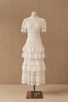 ML Monique Lhuillier Villandry Dress