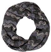 Missoni Chevron Wool-Blend Infinity Scarf
