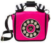 Betsey Johnson Kitsch Betseys Hotline Phone Crossbody
