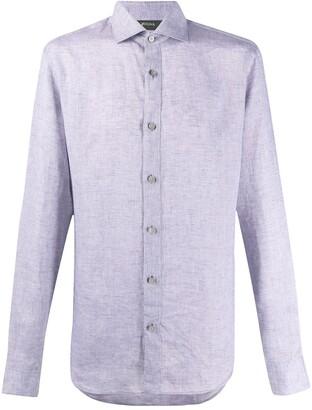 Ermenegildo Zegna Classic Linen Shirt
