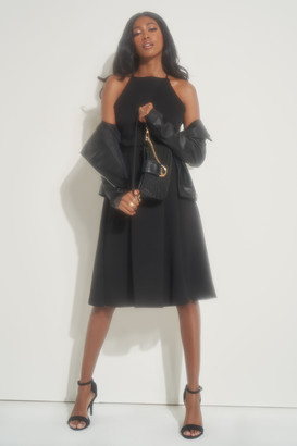 Ardene Pleated Midi Skirt