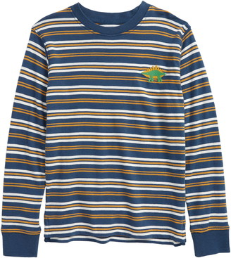 Tucker + Tate Kids' In Stitches Stripe T-Shirt