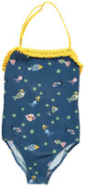 Nice Things Sale - Aquarium 1 Piece Swimsuit