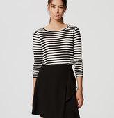 LOFT Cascade Skirt
